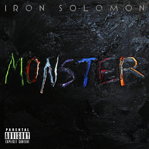 IRON SOLOMON - MONSTER