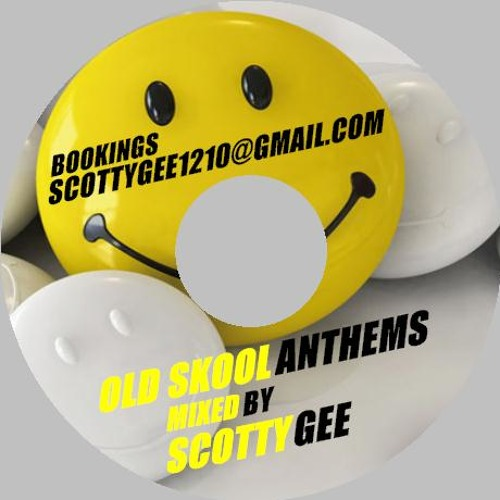 OLD SKOOL ANTHEMS Promo Mix For GBX @ City