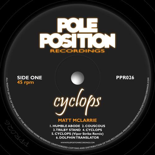 """Matt McLarrie - """"Cyclops"""" (Viper Strike Remix)"""