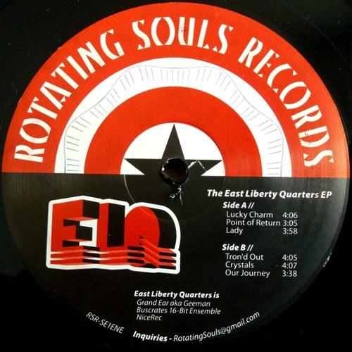 Rotating Souls Records 001: East Liberty Quarters - Point of Return