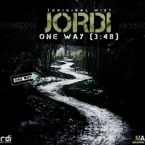 Jordi - One Way (Original Mix)