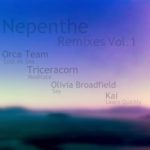 "Olivia Broadfield - ""Say"" {Nepenthe Remix}"
