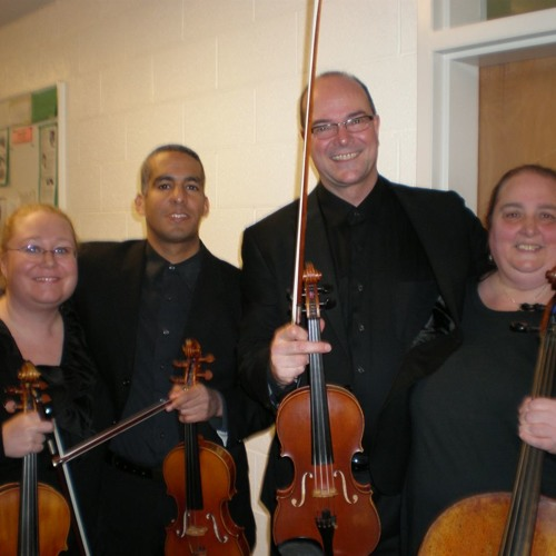 Winston Quartet January 8, 2012 concert