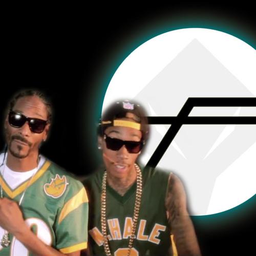 Whiz Khalifa - Young Wild Free [REMIX] (first version)