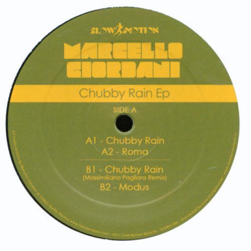 Marcello Giordani – Chubby Rain (Massimiliano Pagliara Remix)