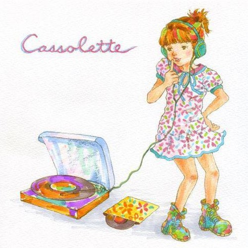 Cassolette - Two  Candles