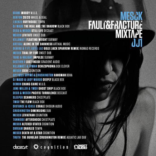 Mesck - Fault & Fracture Mixtape 001