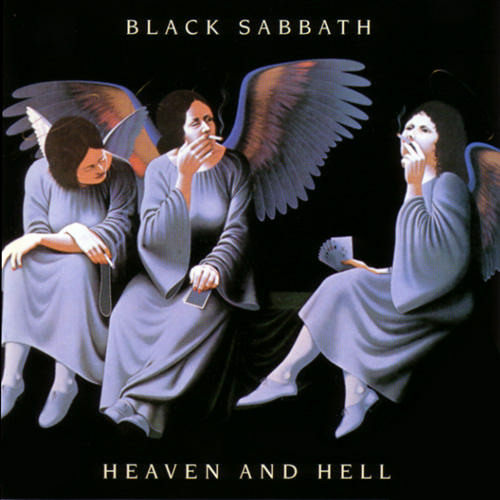 Heaven and Hell - Black Sabbath cover (Carlos on vocals) v2