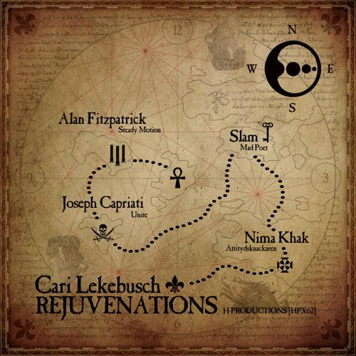 Cari Lekebusch - Attitydknackaren (Nima Khak Remix) - H-Productions - HPX062
