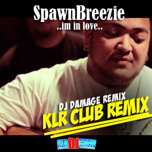 Spawnbreezie - I'm In Love [DJ Damage of KLR DJ Crew Remix]