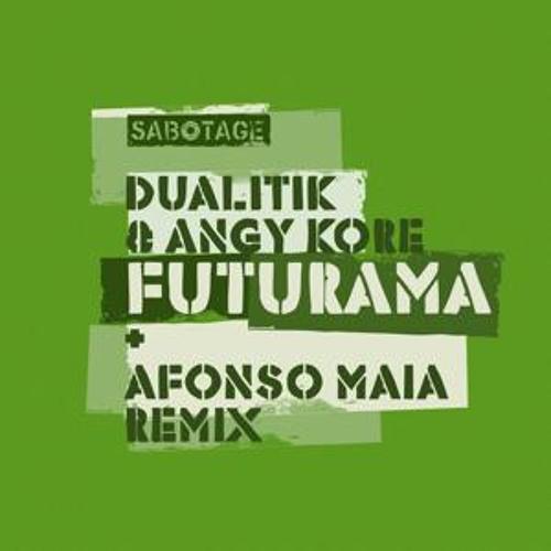 Dualitik & Angy Kore- Futurama- Afonso Maia Remix  [Out now on Sabotage Records]