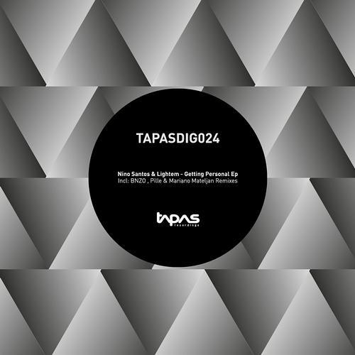Nino Santos & Lightem - Jack Is Working (Pille & Mariano Mateljan rmx) - Tapas Recordings