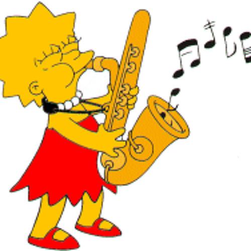 Saxophone Stem (Trident Tail)