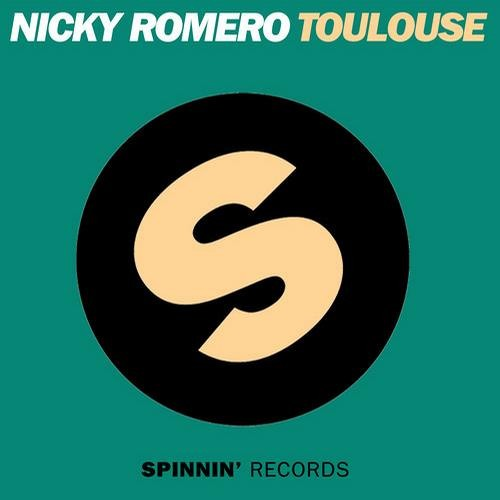 NICKY ROMERO - Toulouse - AP Edit