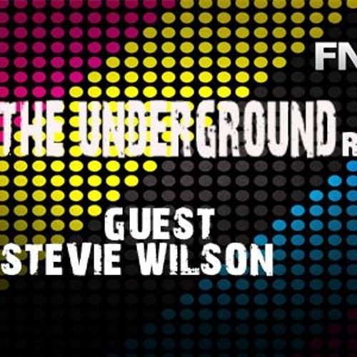 Back To The Underground Radio Show - DKult Invites Guest Stevie Wilson - 28 March 2012