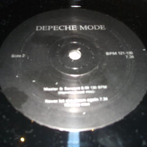 Depeche Mode - Master and Servant Hammerheadmix by Fenslau