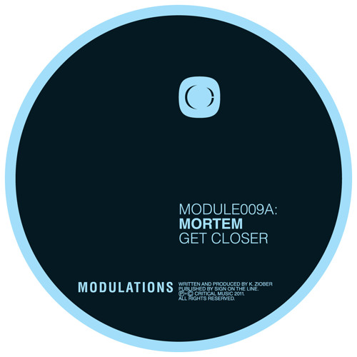 Mortem - Monoveler - Critical : MODULE009