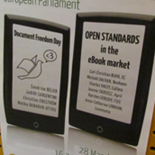 Document Freedom Day 2012 - Open Standards in the eBook Market (2)