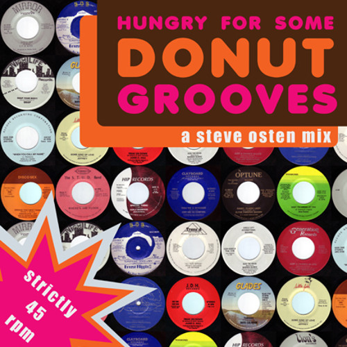 Hungry For Some Donut Grooves