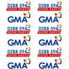 DZBB-GMA RADIO GREETS GRADUATES OF MARIKINA AND A SWEET COUPLE JOINING THE PNP