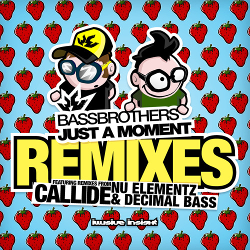 BASS BROTHERS - JUST A MOMENT (NU ELEMENTZ & DECIMAL BASS REMIX) OUT NOW