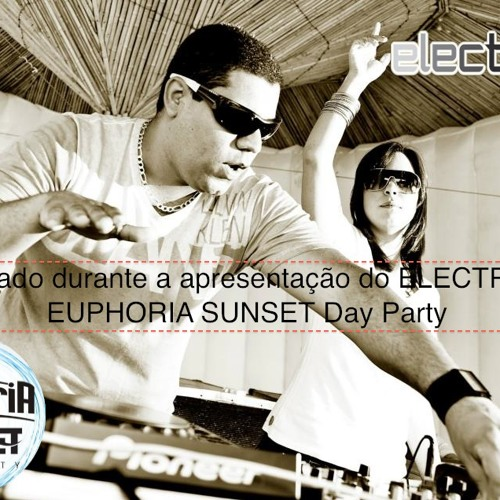 SET ELECTROHM -  GRAVADO NA EUPHORIA & SUNSET Day Party em 03/12/2011
