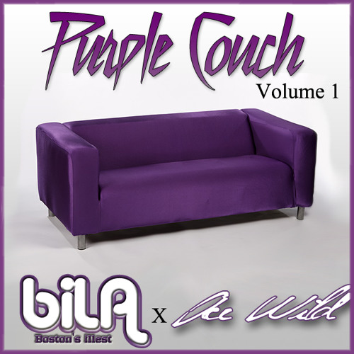 01 - Purple Couch