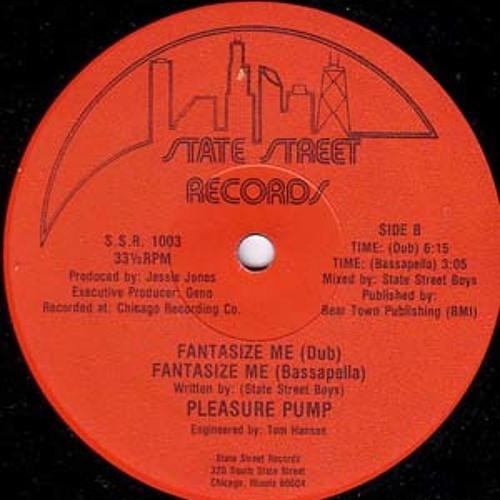 Pleasure Pump - Fantasize Me (CuttinHeadz' Boot)