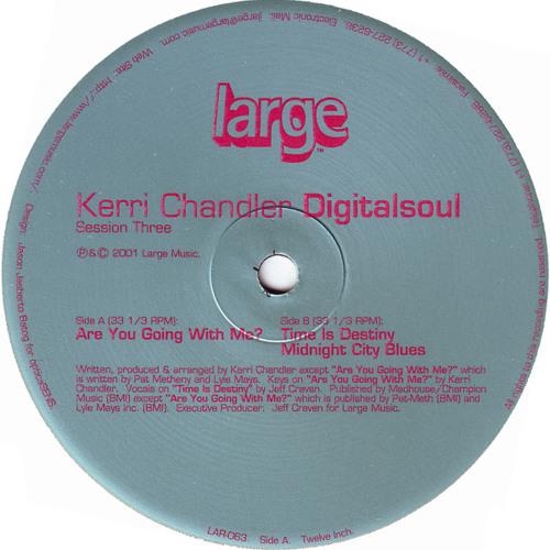 Kerri Chandler - Time Is Destiny (CuttinHeadz' Edit)