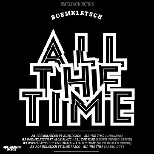 Boemklatsch ft. Aloe Blacc - All The Time