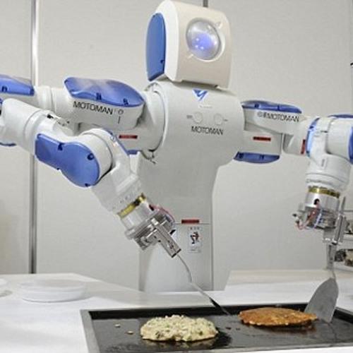 Rτєfive featuring J.A.Y.#1 - Robotic Operating Buddy - R.O.B.