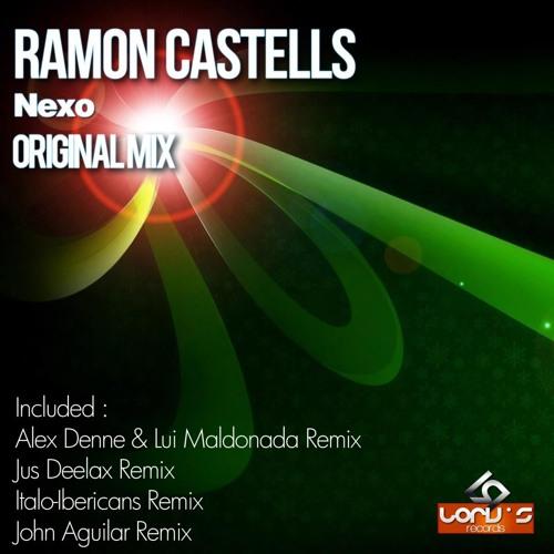 Ramon Castells - Nexo (Jus Deelax remix)