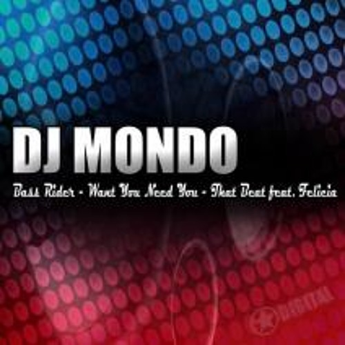BASS RIDER (BREAKS MIX)  (CLIP) - DJ MONDO