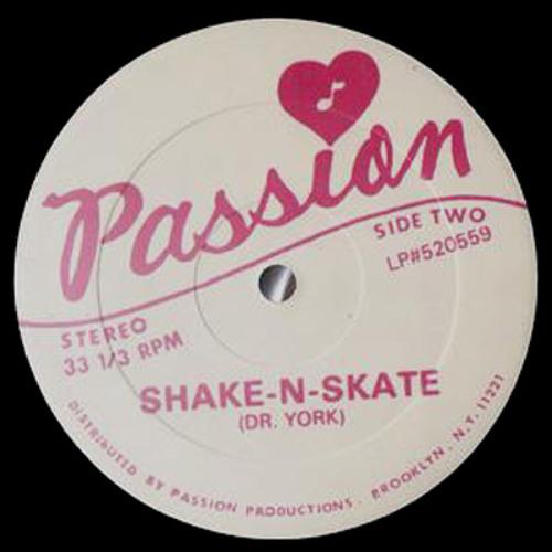 Dr. York ''Shake-N-Skate'' 12''
