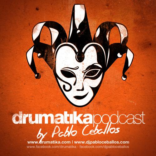 DRUMATIKA Podcast 03 Pablo Ceballos Live @ Cielo New York March'12