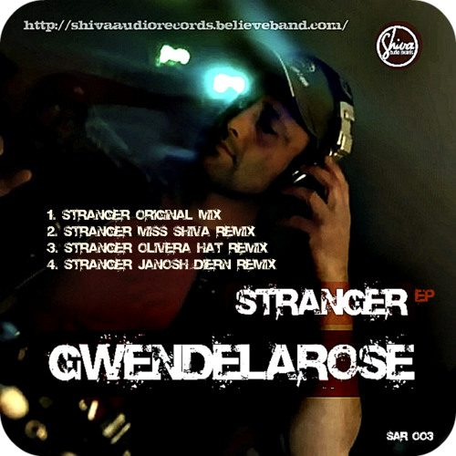 Gwendelarose - Stranger (Janosch Diern Remix) SAR 003 Out Now on Beatport!