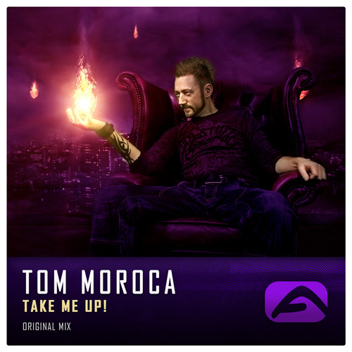 Tom Moroca - Take Me Up! (preview) [Above Purple]