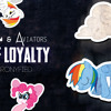 TeiThePony & Aviators - End Of Loyalty (feat. Bronyfied)