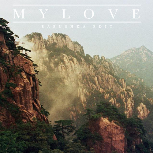 Justin Timberlake - My Love (Babushka Edit)