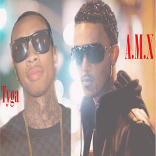 A.M.X feat Tyga - Rack City (Remix)