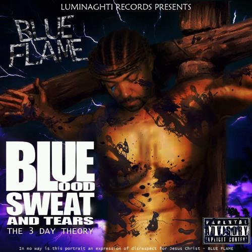 Blue Flame Mega (Hands On Your Knees)