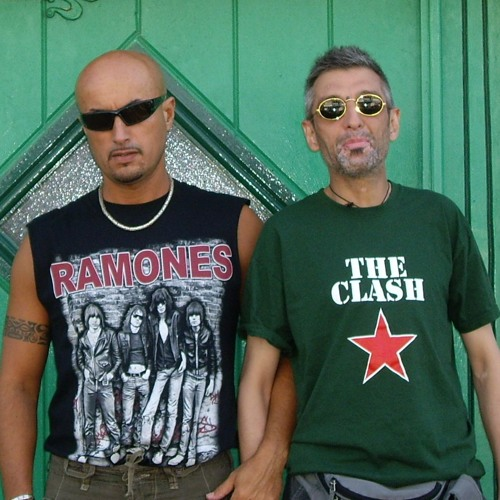 The Call Up - The Clash - Cover By Mauri Clash feat Max