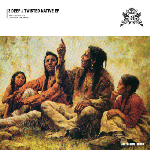 3 Deep - Voice of the Tribe - Original Mix - Light Digital - 3 Min Clip - Out now on Beatport