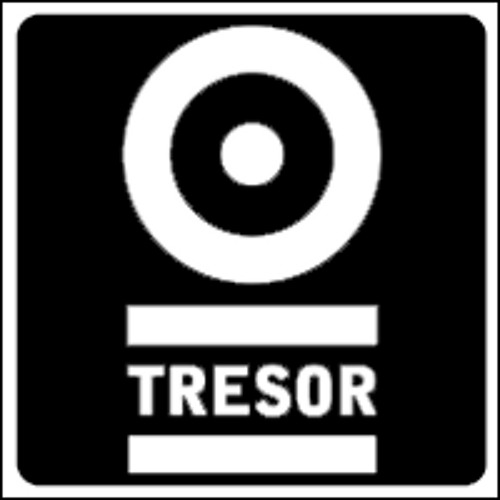 Recording from the Tresor Club in  2000
