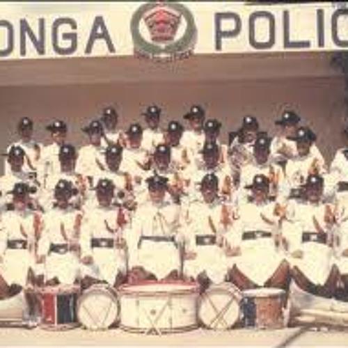Royal Tongan Polic Band-Loka Siliva