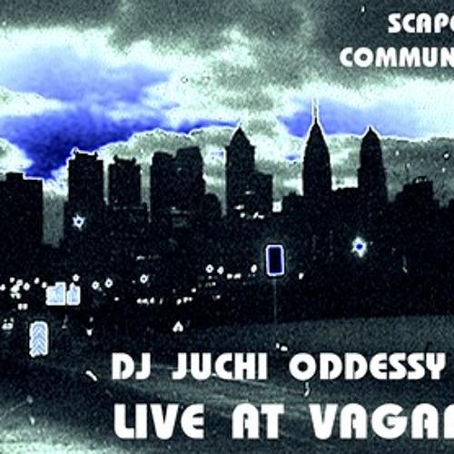 DJ JUCHI ODDESSY JOBIM - HOUSE CLASSIC LIVE @ VAGABOND - deep.latin.housemusic