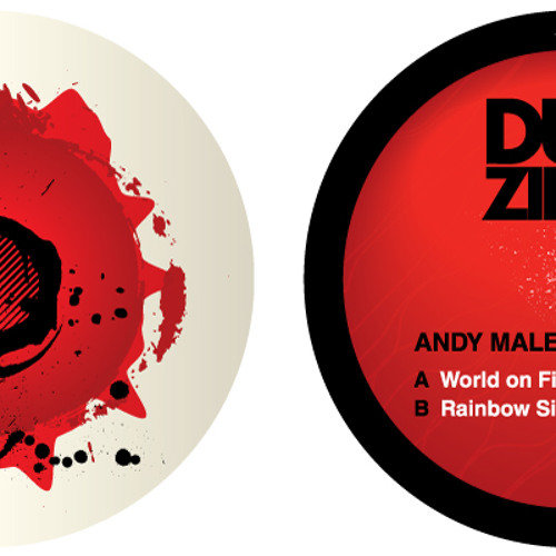 Dubzilla Recordings - Andy Malex 2.0 - Rainbow Simulator - DZ004 - OUT NOW !!!