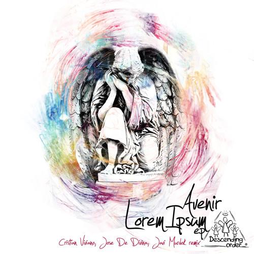 Descending Order presents Avenir / Lorem Ipsum EP (cat.DIO002 / July2012)