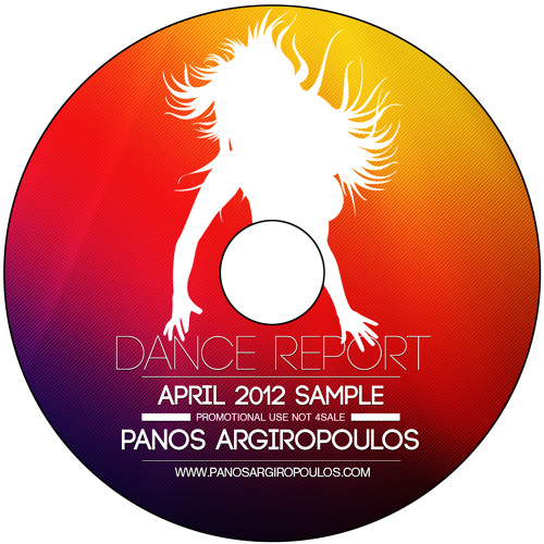 DANCE REPORT // APRIL 2012 // MIX PODCAST