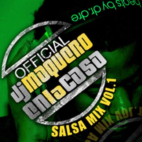 Deejay Maquero Salsa Mix Vol.1
